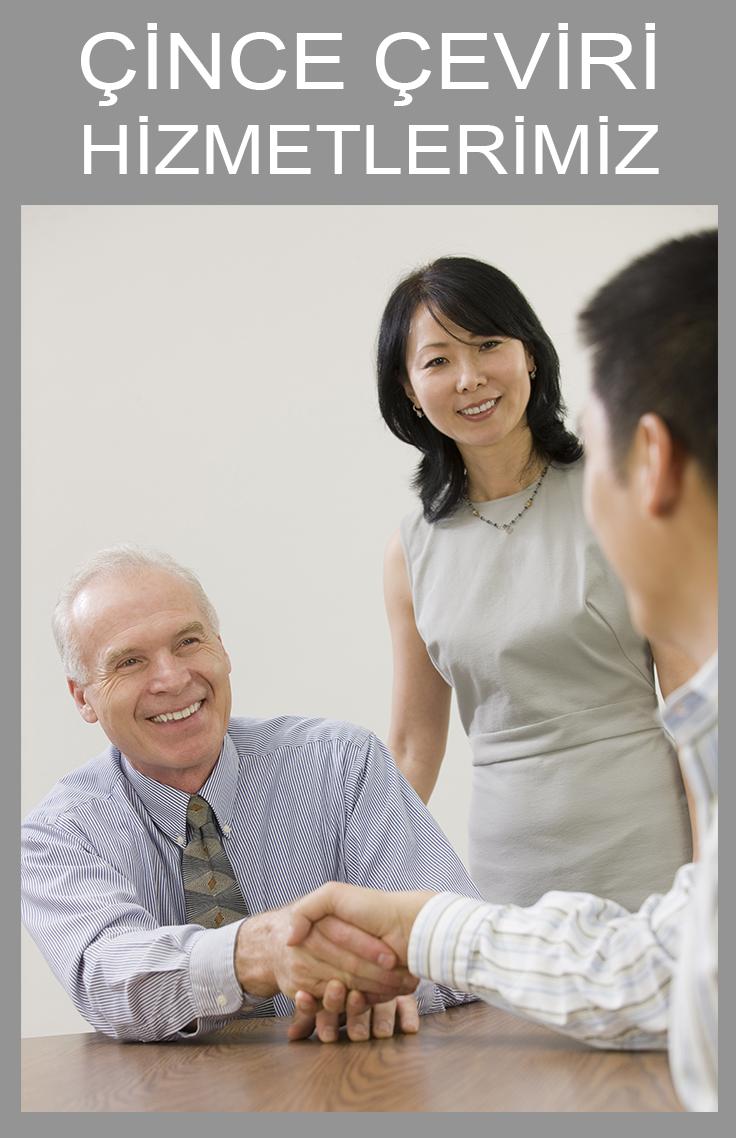 Çince Çeviri Hizmetlerimiz