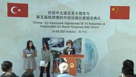 Hayalimdeki Çin Resim Yarışması